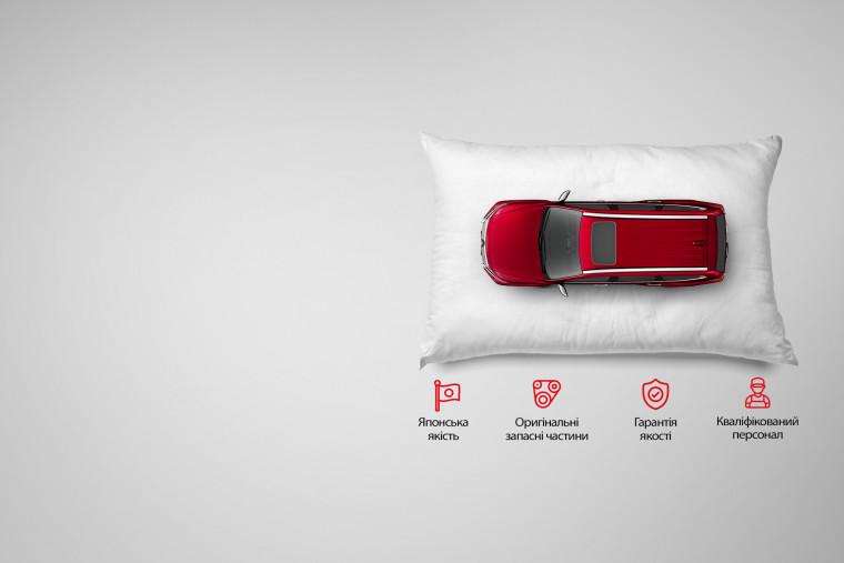 Выбирай сервис от Mitsubishi